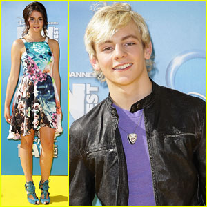Ross Lynch & Maia Mitchell: 'Teen Beach Movie' Australian Premiere