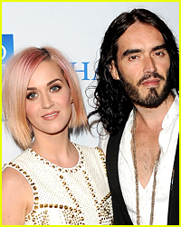 Russell Brand Makes Cruel Joke About Sex with Katy Perry