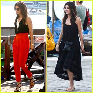 Sandra Bullock Squashes George Clooney Romance Rumors
