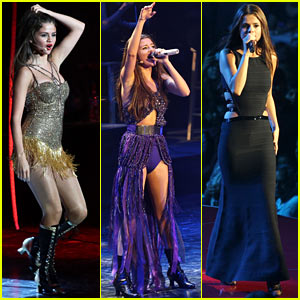 Selena Gomez: 'Stars Dance' Tour Kick-Off Pictures!