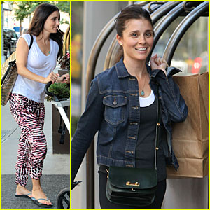 Shiri Appleby: Being a Mom is the Greatest Thing Ever!