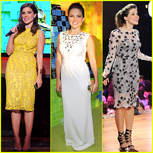 Sophia Bush Hosts Do Something Awards in Different Dresses!