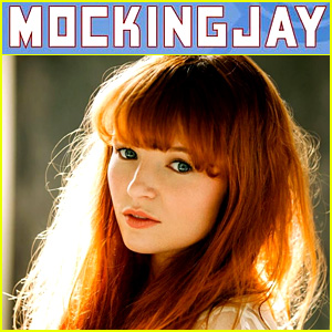 Stef Dawson: Annie Cresta in 'Hunger Games: Mockingjay'!