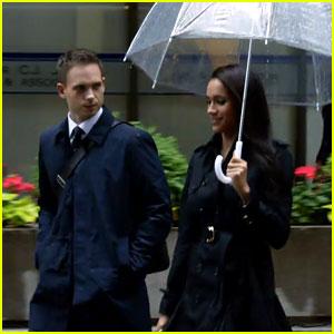 'Suits' Exclusive Clip: Mike Wants to Meet Rachel's Parents!
