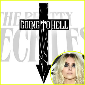 Taylor Momsen & Pretty Reckless Announce 'Going to Hell' Single!