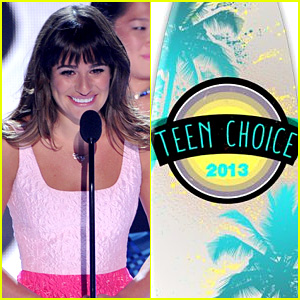 Teen Choice Awards Ratings Down Despite Lea Michele Speech