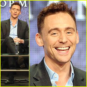 Tom Hiddleston: 'The Hollow Crown' at PBS' TCA Summer Tour!