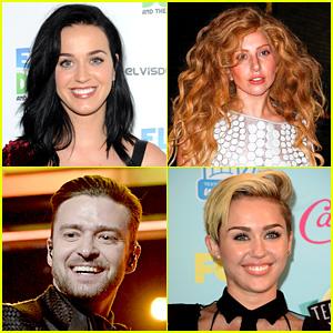 VMAs 2013: Performers & Presenters List!