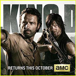 'Walking Dead' Season 4 First Look Clip - Watch Now!