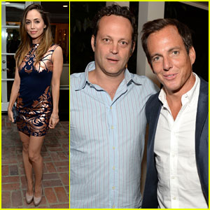Will Arnett & Vince Vaughn: Tony Bennett's Birthday Fundraiser