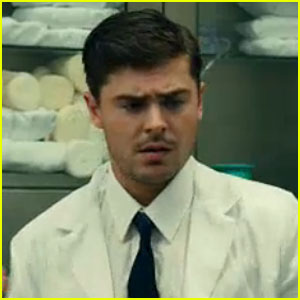 Zac Efron: 'Parkland' Official Trailer - Watch Now!
