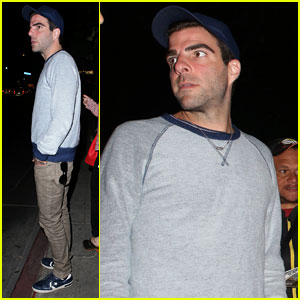Zachary Quinto: I'd Love to Guest Star on 'The Big Bang Theory'