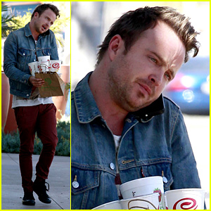 Aaron Paul: 'Breaking Bad' Breaks Ratings Record Before Finale