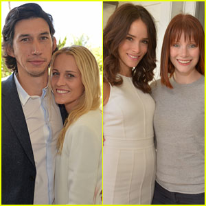 Abigail Spencer & Adam Driver: ICM Partners Pre-Emmys Brunch
