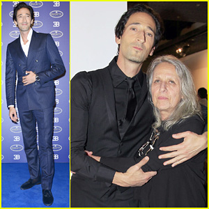 Adrien Brody: Bugatti Lifestyle Collections Launch!