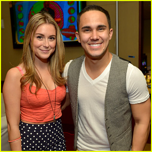 Alexa Vega: Engaged to Carlos Pena - See the Ring!