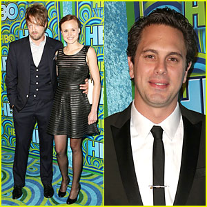 Alison Pill & Thomas Sadoski -  HBO's Emmys After Party 2013