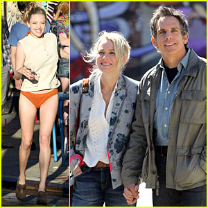 Amanda Seyfried Flashes Underwear 'While We're Young'!
