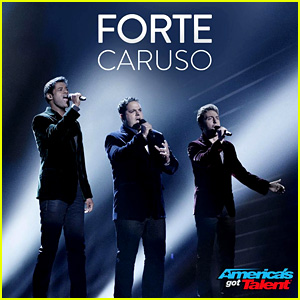 America's Got Talent's Forte Releases First Single 'Caruso'