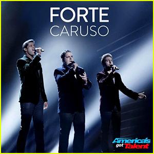 America's Got Talent's Forte Releases First Single 'Caruso'