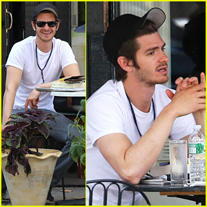 Andrew Garfield Attended Friend's Wedding with Emma Stone!