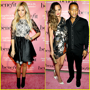 Ashley Tisdale & Chrissy Teigen: REAL-Volutionary Awards!