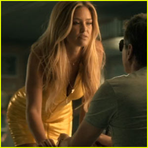 Bar Refaeli: 'X Factor Israel' Promo Video with Simon Cowell!