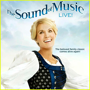 Carrie Underwood as Maria in 'Sound of Music' - First Look!