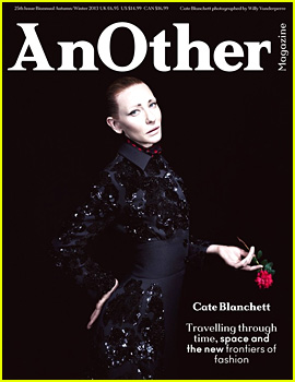 Cate Blanchett Covers 'AnOther' Magazine Autumn/Winter ... Cate Blanchett Magazine