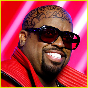 Cee Lo Green Head Tattoo on 'The Voice' - Real or Fake Ink?