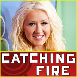 Christina Aguilera's 'Hunger Games' Song 'We Remain' Preview - LISTEN NOW!