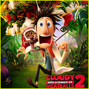 'Cloudy with a Chance of Meatballs 2' Tops Weekend Box Office