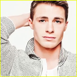 Colton Haynes Sings 'You Raise Me Up' - Listen Now!