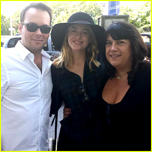 Dakota Johnson & E.L. James: 'Fifty Shades' of Fun in NYC!