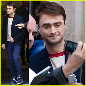 Daniel Radcliffe: 'Kill Your Darlings' is 'Just a Love Story'