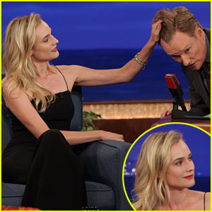 Diane Kruger Talks Disaster First Date with Joshua Jackson!