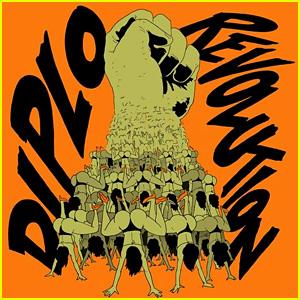 Diplo's 'Revolution' ft. Imanos, Faustix & Kai: JJ Music Monday!