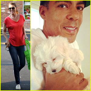 Ellen Pompeo Gets Daughter Stella a Puppy for 4th Birthday!