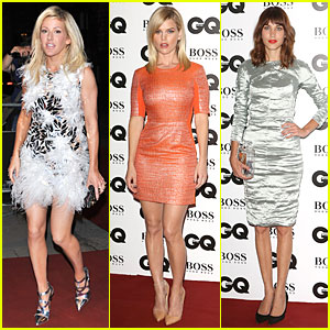 Ellie Goulding & Alice Eve - GQ Men of the Year Awards 2013