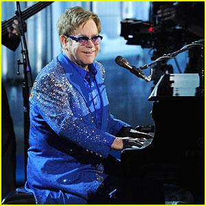 Elton John: Emmys 2013 Performance - Watch Now!