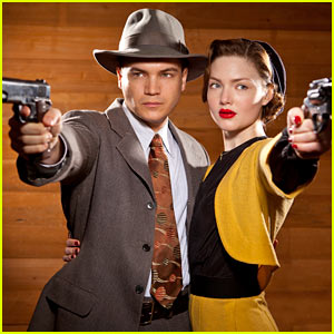 Emile Hirsch: 'Bonnie & Clyde' Stills & Release Date Revealed!