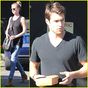 Emily VanCamp & Josh Bowman: Sweet Butter Kitchen Duo