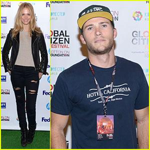 Erin Heatherton & Scott Eastwood: Global Citizen Festival!