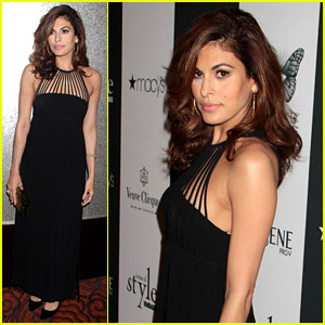 Eva Mendes: Vanidades Icons of Style Awards Honoree!