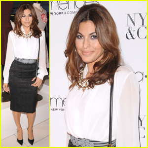 Eva Mendes Launches Her New York & Company Clothing Line