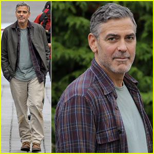 George Clooney: Tim McGraw Joins 'Tomorrowland'!