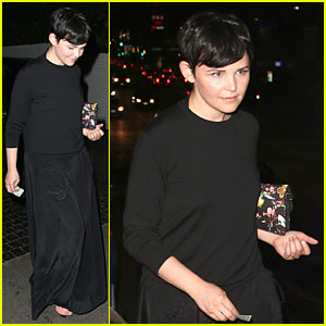 Ginnifer Goodwin: I'm Singing As Gwen For 'Sofia The First'!