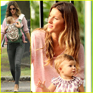 Gisele Bundchen Shares Inspirational John Lennon Quote