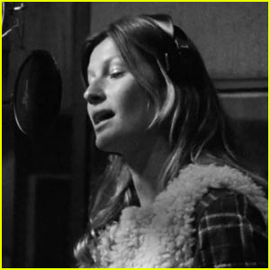 Gisele Bundchen Sings The Kinks for H&M Campaign - Watch Now!