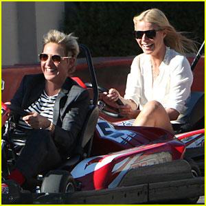 Gwyneth Paltrow Revisits Near Dress Disaster on 'Ellen'!